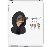 tfw younglings iPad Case/Skin