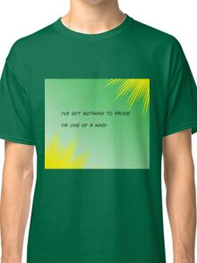 Young Justice Artemis quote Classic T-Shirt