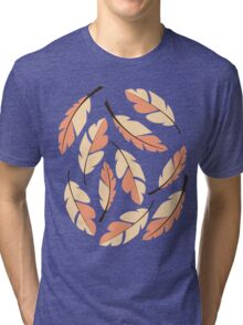 Feathers 005 Tri-blend T-Shirt