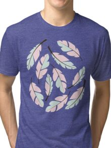 Feathers 006 Tri-blend T-Shirt