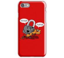 Locked Hearts iPhone Case/Skin