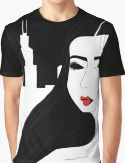 The Lost Girl Graphic T-Shirt