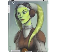 Star Wars - Hera iPad Case/Skin