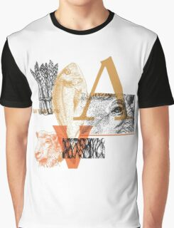 Animals | Vegetables Graphic T-Shirt