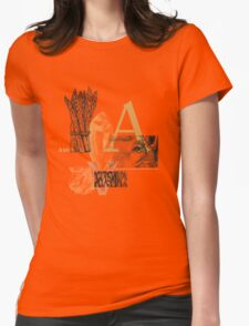 Animals | Vegetables Womens Fitted T-Shirt