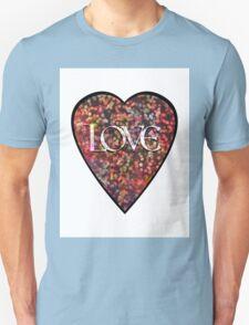 Valentine Vintage Love Heart T-Shirt
