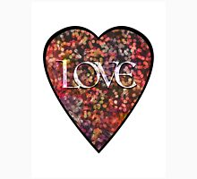 Valentine Vintage Love Heart Unisex T-Shirt