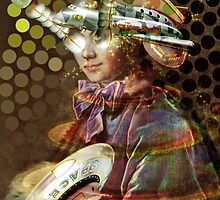 Space Pirate. Collaboration with Andy Nawroski by ☼Trena S☼