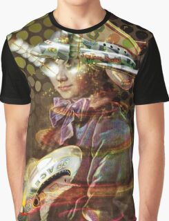 Space Pirate. Collaboration with Andy Nawroski Graphic T-Shirt