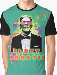 Party Monster Graphic T-Shirt