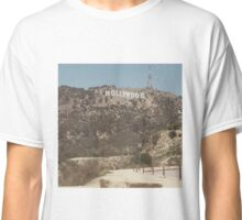 Hollywood Sign Classic T-Shirt