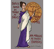 Hypatia Photographic Print