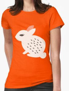Rabbits and flowers 007 T-Shirt