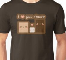 I Love You S'more Unisex T-Shirt