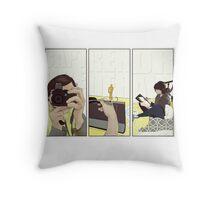 I Create Throw Pillow