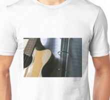 Bass Guitar With Tabs Unisex T-Shirt