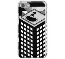 Isometric Skyscraper iPhone Case/Skin