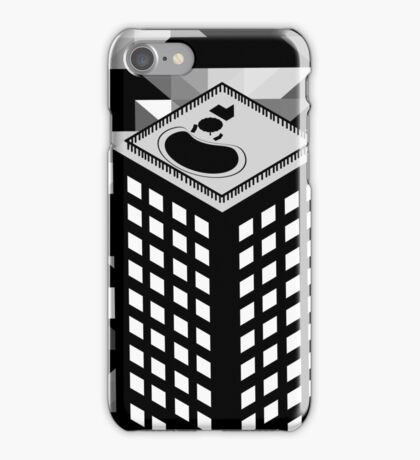 Isometric Skyscraper iPhone Case/Skin