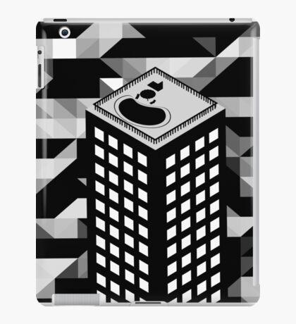 Isometric Skyscraper iPad Case/Skin