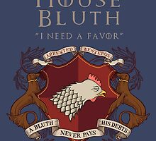 House Bluth, I Need a Favor by kirkdstevens