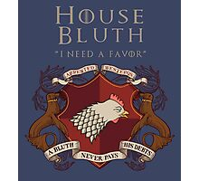 House Bluth, I Need a Favor Photographic Print