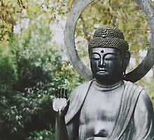 Buddha by Indea Vanmerllin