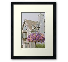 Shakespeare's Birth Place Framed Print