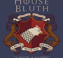 House Bluth Family Seal by kirkdstevens