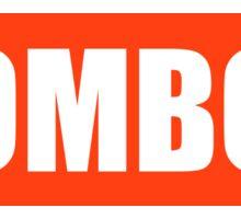 tomboys Sticker