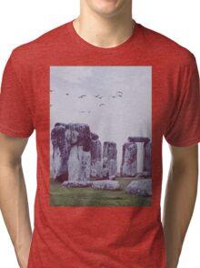 Stonehenge Tri-blend T-Shirt