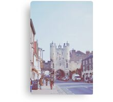 York Canvas Print