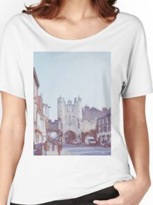 York Women's Relaxed Fit T-Shirt