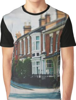 Stratford-upon-Avon Houses Graphic T-Shirt