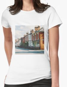 Stratford-upon-Avon Houses Womens Fitted T-Shirt
