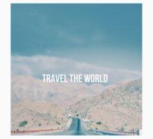 Travel the world One Piece - Short Sleeve