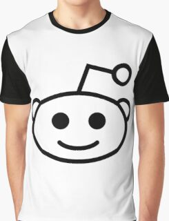 Reddit Graphic T-Shirt