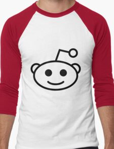 Reddit Men's Baseball ¾ T-Shirt