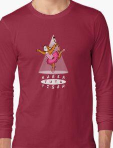 Saber Tutu  Long Sleeve T-Shirt