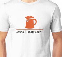 CSS jokes - Drink Beer! Unisex T-Shirt