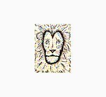 Dot spot lion Unisex T-Shirt