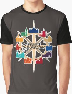 World Showcase Graphic T-Shirt