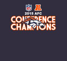 Denver Broncos 2015 AFC Conference Champions Unisex T-Shirt