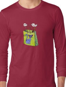 Mookie Cat's in the Bag Long Sleeve T-Shirt
