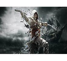 Assassins Creed Black Flag Photographic Print