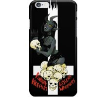 Emperor's new clothes iPhone Case/Skin
