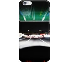 driving home iPhone Case/Skin