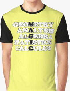 Math is Magic Graphic T-Shirt