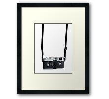 Leica M4 Framed Print