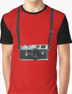 Leica M4 Graphic T-Shirt