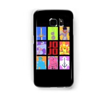 JoJo's Bizarre Adventure - Weapons & Stands Samsung Galaxy Case/Skin